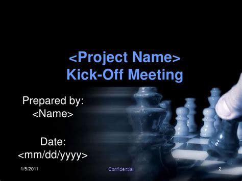 kick  meeting