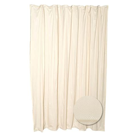 home depot shower curtains zenna home 70 in w x 72 in h luxury fabric shower