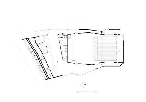 bureau culturel e espace culturel victor jara l 39 escaut architectures