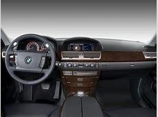 Image 2008 BMW 7Series 4door Sedan 750i Dashboard, size