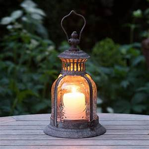 Fleur, De, Lys, Garden, Candle, Lantern, By, The, Flower, Studio