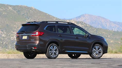 2019 Subaru Ascent Review An Indepth Look At The Three