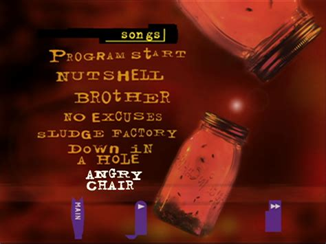 In Chains Angry Chair Unplugged by Descargar In Chains Mtv Unplugged En Buena Calidad