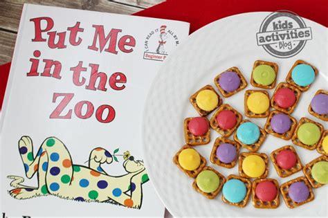 Put Me Zoo Dr Seuss Activities