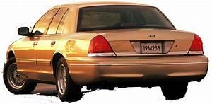 Ford Crown Victoria  Mercury Grand Marquis 1986