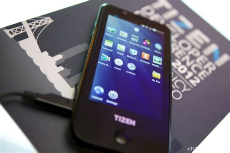 tizen smartphone prototype for developer 5 fone arena