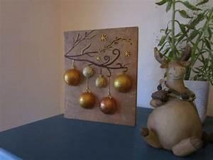Weihnachtsdeko Für Geschäfte : beleuchtetes bild mit weihnachtskugeln auf holz handmade kultur ~ Sanjose-hotels-ca.com Haus und Dekorationen