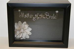 mother of the bride wedding bridal shower gift idea wire With wedding gifts for mother of bride