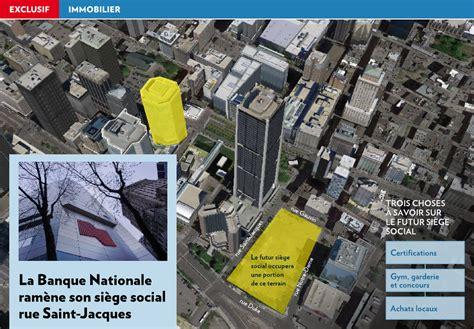 siege social la banque postale la banque nationale ramène siège social la presse