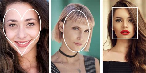 the best hairstyle for your face shape hair tips matrix
