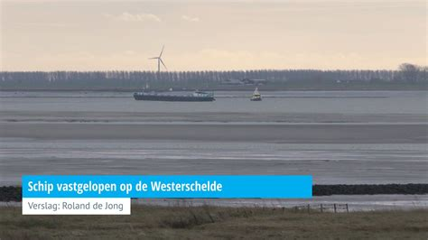 Schip Westerschelde by Schip Vastgelopen Op De Westerschelde Hvzeeland Nieuws