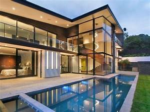Glass House 2 : dream house glass house ~ Orissabook.com Haus und Dekorationen