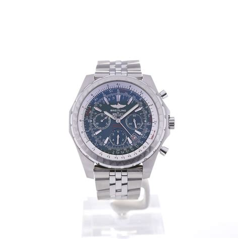 bentley breitling buy breitling breitling for bentley 49 automatic blue dial