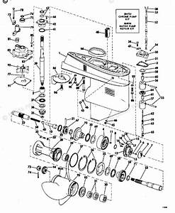Johnson Outboard Parts By Year 1971 Oem Parts Diagram For