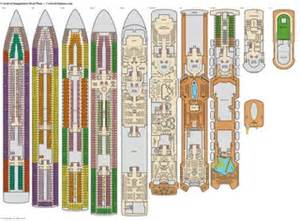 28 awesome carnival cruise ship inspiration deck plans