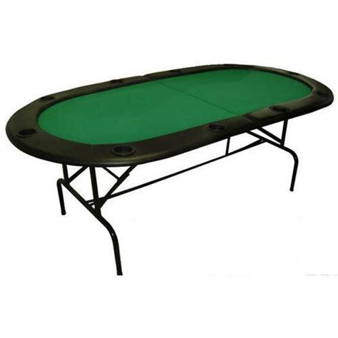 folding poker table reviews ovalyon hd folding 10 players poker table walmart ca