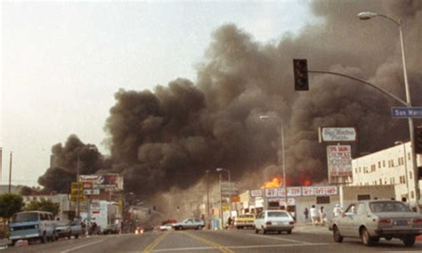 years   la riots sparked   acquittal