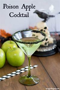 Poison Apple Cocktail | Recipe | Cocktails, Halloween and ...