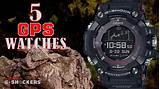 Top Gps Watches For Hiking