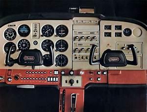 1974 Cessna 172 Instrument Panel