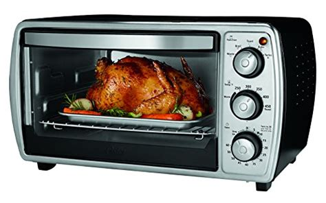 Countertop Toaster Oven - 6 slice toaster ovens countertop convection oven silver