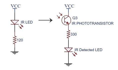 Infrared Phototransistor Pack Protosupplies