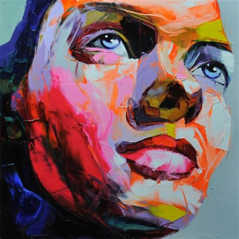 portraits  francoise nielly colossal