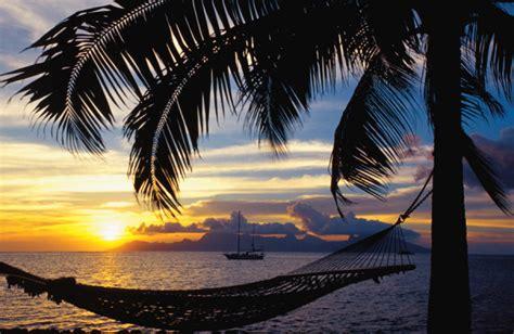sunset  moorea french polynesia  mural tim mckenna