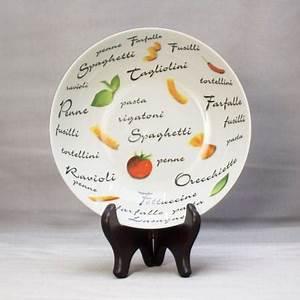 Assiette Pour Pates : assiette pour p tes vaisselle au kilo ~ Teatrodelosmanantiales.com Idées de Décoration