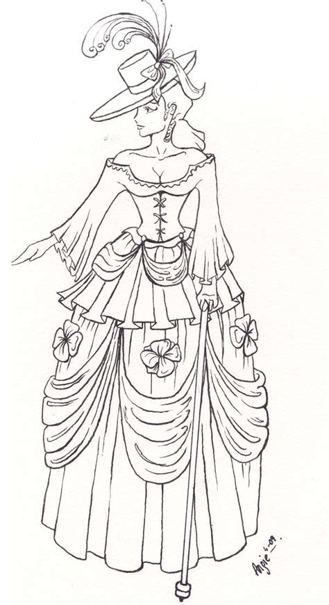 stylish page victorian fashion by blackhorsewhispers deviantart com on