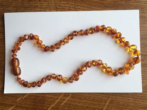 Do Amber Teething Necklaces Really Work Embracing