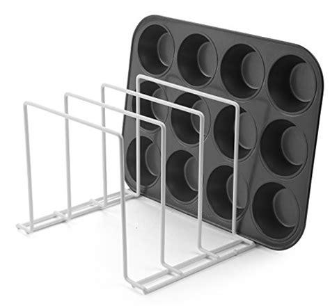 chrome organizer holder   slots  cookie trays
