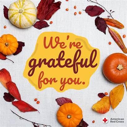 Season Thank Recognition Youth Thanks Cross November