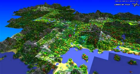 les maps dans cube world cube world gamewave