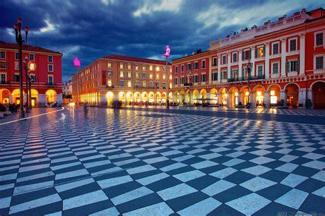 Place Masséna à Nice Regarder Gratuit Mobiles Milieux