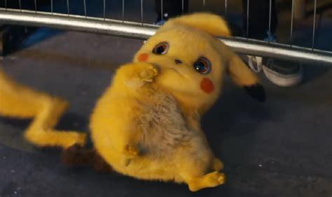 detective pikachu trailer   whos   pokemon