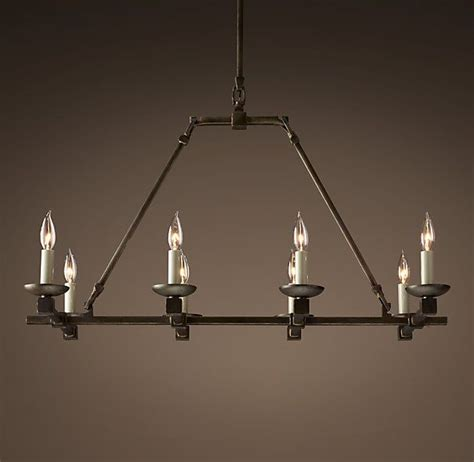 rectangular chandelier best 25 rectangular chandelier ideas on