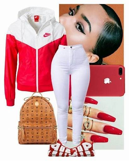 Outfits Swag Polyvore Teenage Teen Trendy Gym