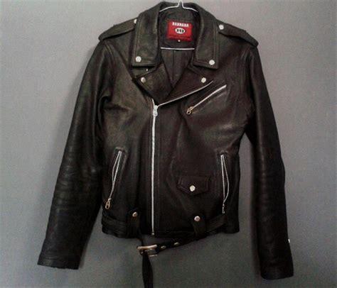 jual jaket kulit rock  roll ramones changcuters  lapak