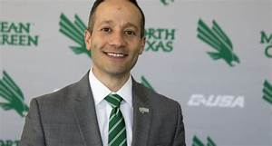 North Texas' new head coach Grant McCasland dishes on his ...