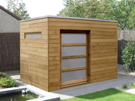 gartenhaus holz modern die besten 25 gartenhaus flachdach modern ideen auf gartenhaus modern flachdach
