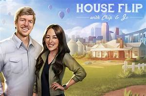 Chip & Joanna Gaines Have Their Own House Flipping Game