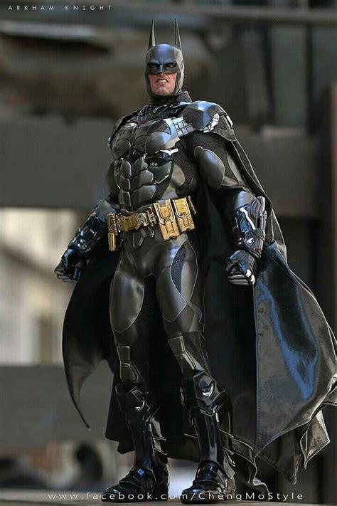 batman arkham knight hot toys collectible figurine