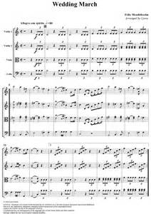 the wedding march wedding march string quartet free sheet the wedding album for string quartet sheet