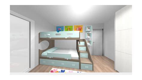 chambre avec lit superposé chambre avec lit superpose 1st dibs us