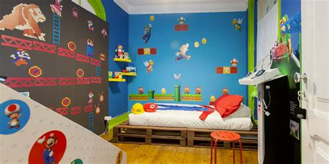You Can Stay In This Amazing Super Mario Themed Airbnb In