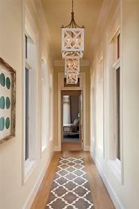 Hallway Furniture: Hall Lighting Ideas And Wood Laminate