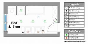Haus Elektroinstallation Selber Machen : elektroinstallation planen ratgeber tips f rs badezimmer ~ Frokenaadalensverden.com Haus und Dekorationen