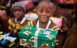 Operation Christmas Child / Samaritans Purse Shoebox ...