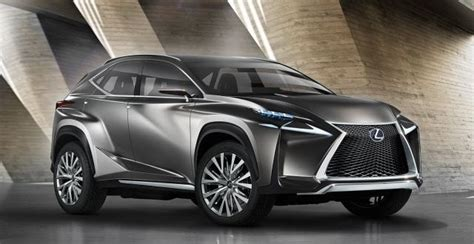 2019 Lexus Rx 350 Redesign, Specs  2019 And 2020 New Suv